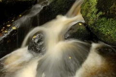 One of the waterfalls photographed on one of our courses by Rob Parker