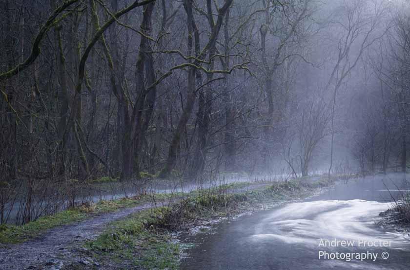 Peak District landscape photography course by Peak Digital Training. Photo © Andrew Procter