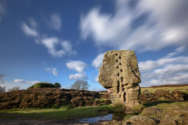 Stanton Moor, where Peak Digital Training is running a landscape photography course