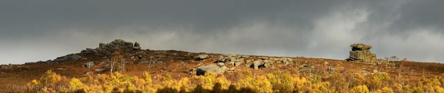 Landscape photography courses in the Peak District. Photo © Chris James