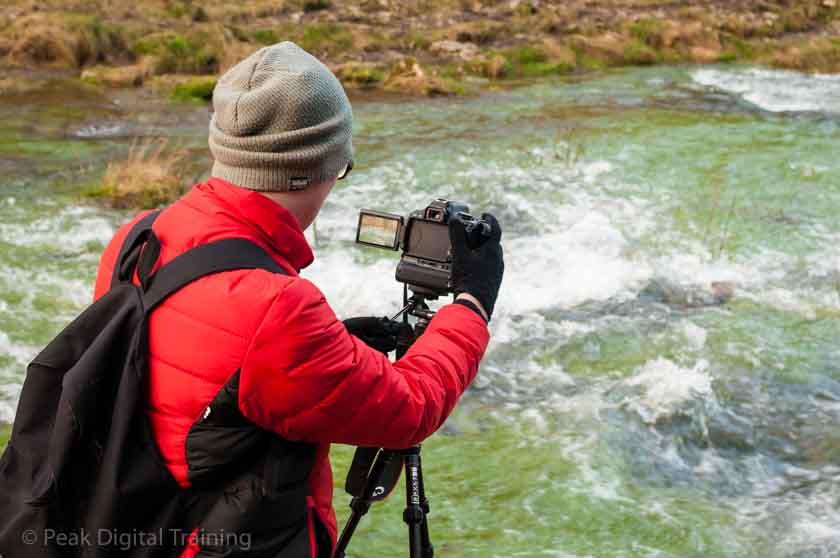 Landscape photography course in the Peak District © Chris James