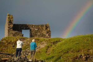 Peak District landscape photography workshop. Photo © Chris James