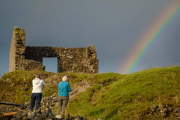 Peak District photography workshop. Photo © Chris James