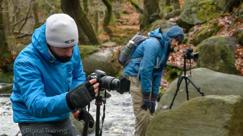 Landscape photography course near Sheffield © Chris James