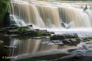 Monsal Weir photographed on a Peak Districtlandscape photography course © Carol Hall