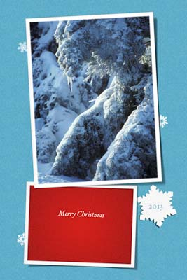 Christmas gift voucher for photographers by Peak Digital Training