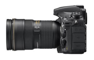 Nikon D-SLR camera