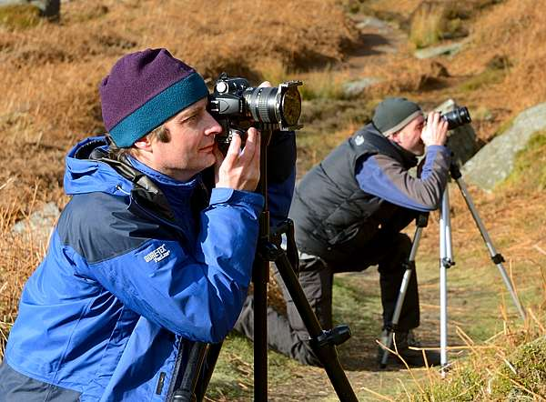 Photography courses in Derbyshire, the Peak District and Sheffield by Peak Digital Training. Photo © Chris James