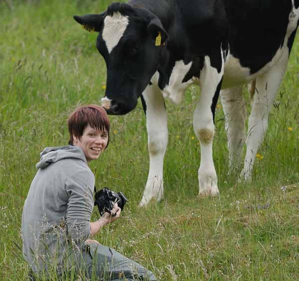 Peak District photography course. Photo © Chris James