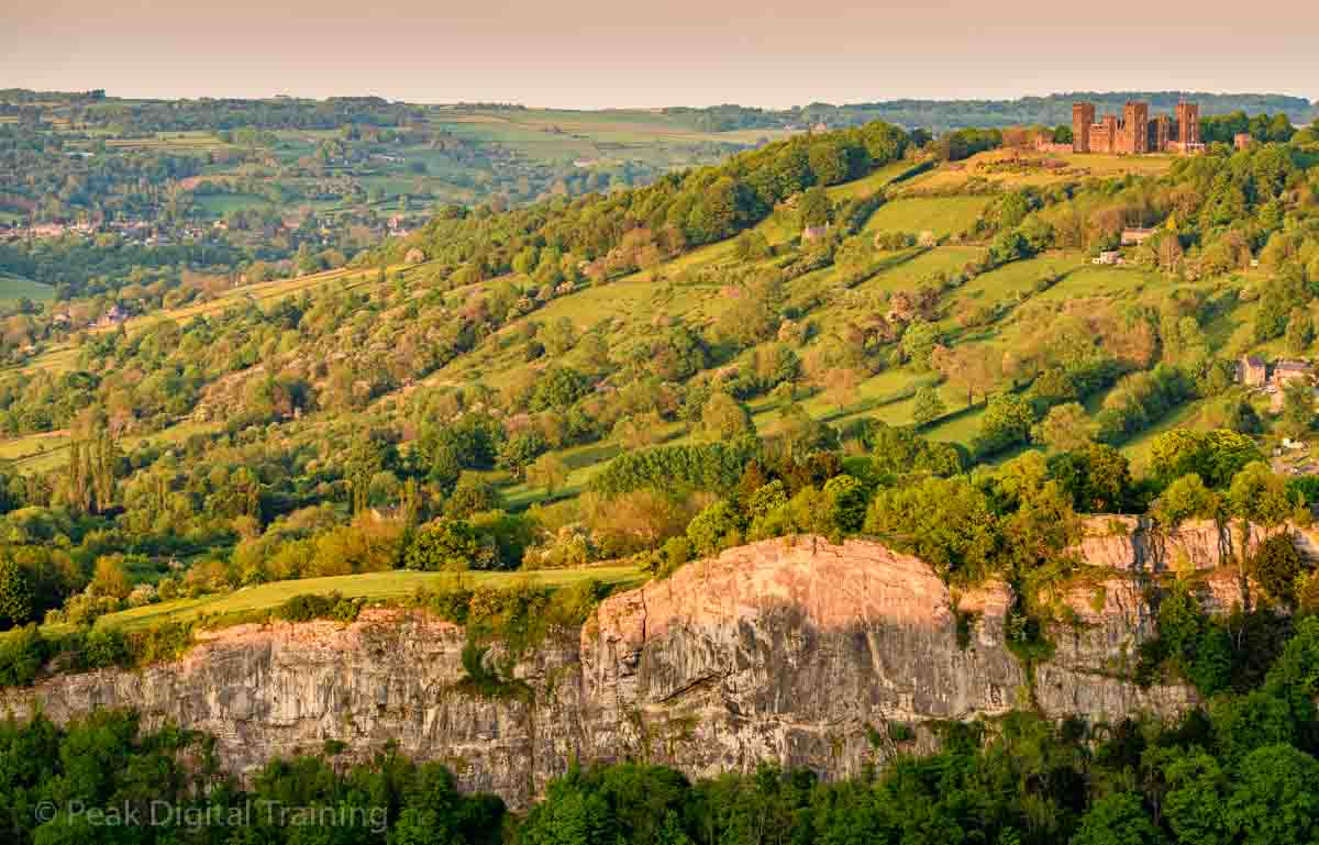 Beginners photography courses, Matlock, Derbyshire © Chris James