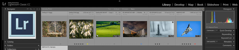Getting started with Adobe Lightroom course by Peak Digital Training