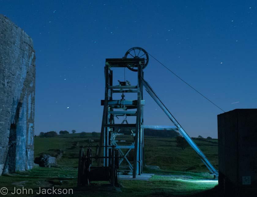 Peak District landscape photography courses by Peak Digital Training. Photo © John Jackson