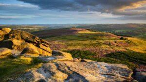 Peak District landscape photography course near Sheffield. Photo © Chris James