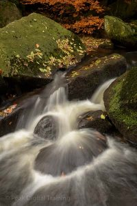 Autumn landscape photography courses near Sheffield. Photo © Chris James