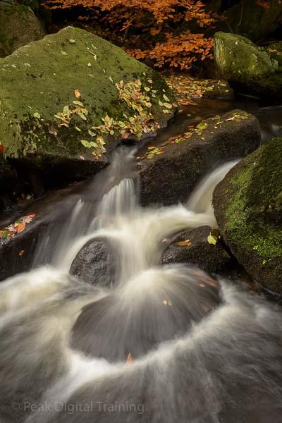 Autumn landscape photography courses near Sheffield. Photo © Chris James