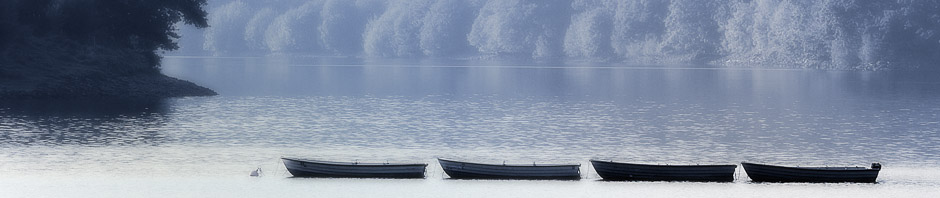 Ladybower Reservoir, Peak District © Chris James