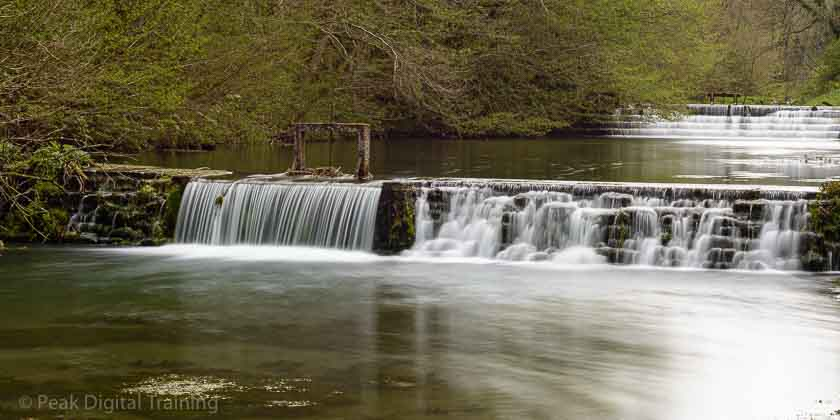 Photography courses in the Derbyshire Peak District by Peak Digital Training. Photo © Chris James