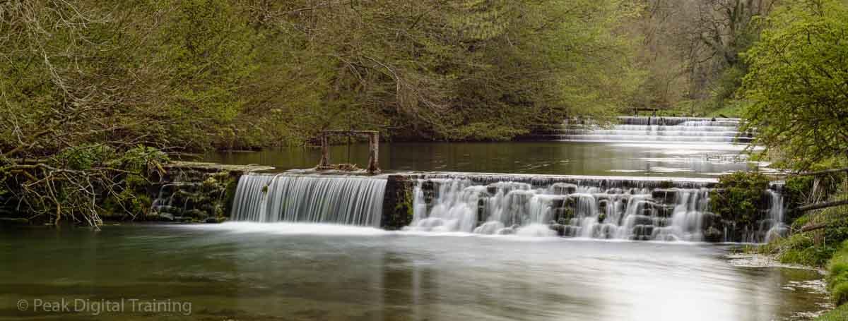 Digital photography courses in the Derbyshire Peak District. Photo © Chris James