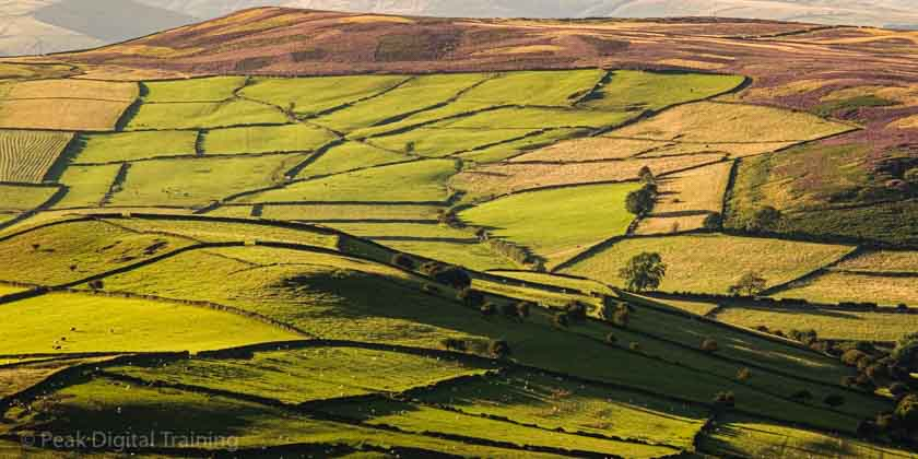 Photography courses in the Derbyshire Peak District. Photo © Chris James