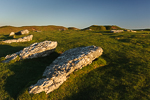 Arbor Low stone circle, a fine photo location in the Peak District