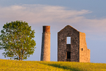 The Magpie Mine where a Derbyshire Heritage Open Day is being held. Photo © Chris James