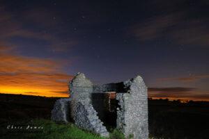 Peak District sunset & night photography course. Photo © Chris James