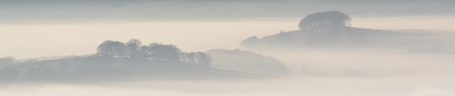 Mist in the Peak District © Chris James