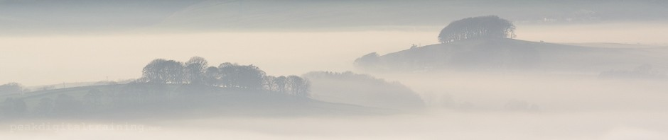 Mist in the Peak District © Chris James