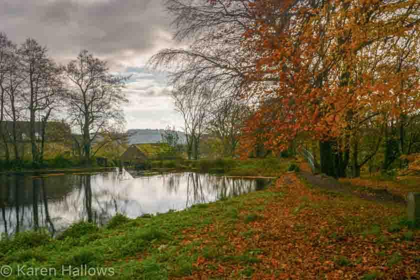 Peak District landscape photography courses by Peak Digital Training. Photo © Karen Hallows