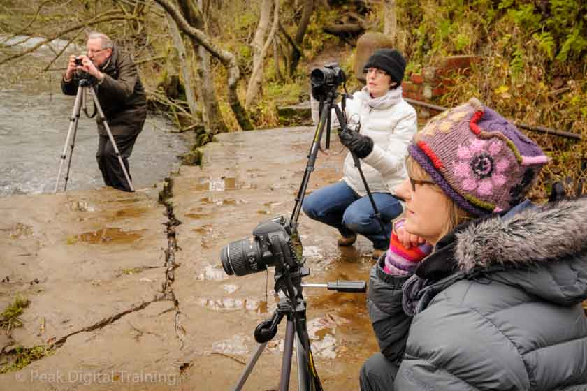 Peak District beginners' photography course