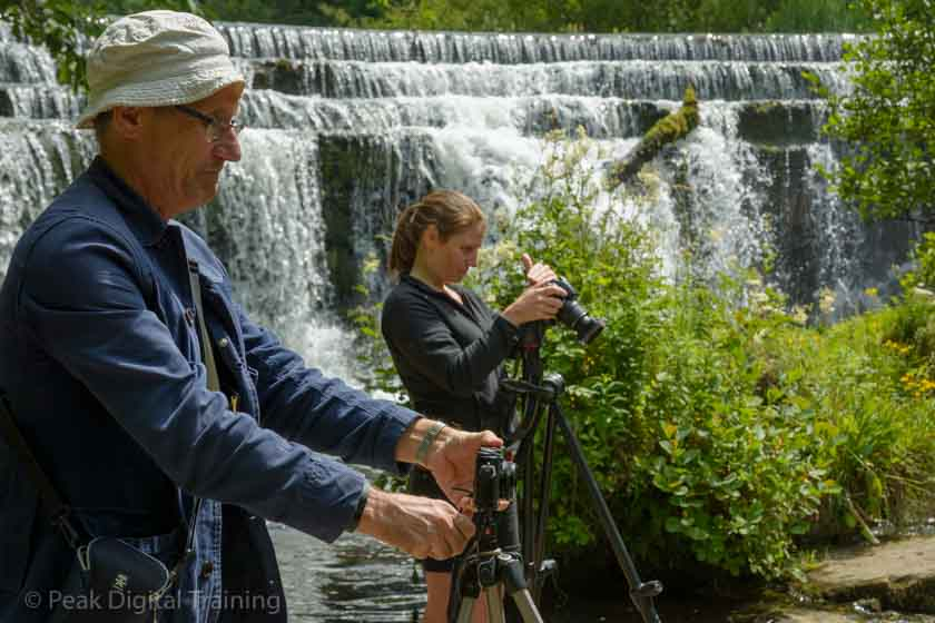 Peak District landscape photography course