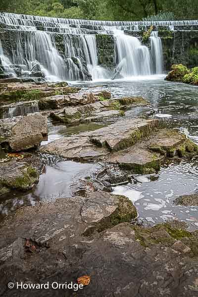 Landscape photography course in the Derbyshire Peak District run by Peak Digital Training. Photo © Howard Orridge